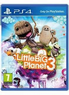 Little Big Planet 3 (PS4) £34.85 @ Simply Games