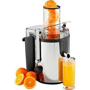 Argos :: Bella BEJU01 Whole Fruit Juicer - Stainless Steel. £69.99