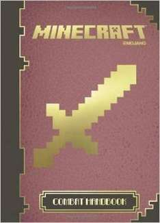 Minecraft Official Books £3.85 each or Three for £10 Amazon  (free delivery £10 spend/prime)