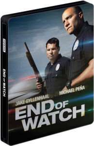 End of Watch - Steelbook Edition (Includes DVD) Blu-ray - £6.99 @ Zavvi