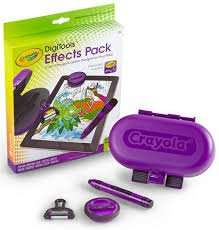 Crayola DigiTools Effects pack & 3D Pack for the Ipad £1.00 @ Poundland