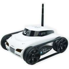 iSpy WiFi Tank for Android and iOS devices @ Ebuyer £39.99 (was £69.99) including Free Delivery