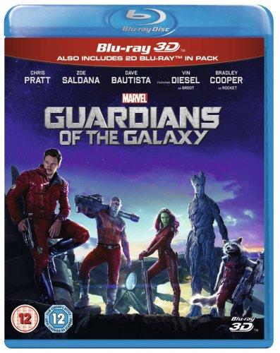 Guardians of the Galaxy [Blu-ray 3D + Blu-ray] £17.12 @ Amazon