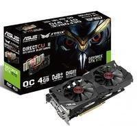 Asus 4Gb GeForce GTX 970 Strix-OC - Eclipse Computers - 275.94