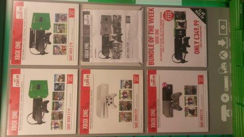 game peterborough xbox bundles from £349