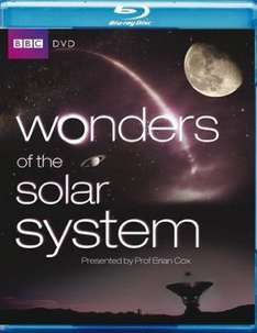 Wonders of the Solar System [Blu-ray] [Region Free] - £4.92 @  A2Z Entertains Fulfilled by Amazon  (free delivery £10 spend/prime)