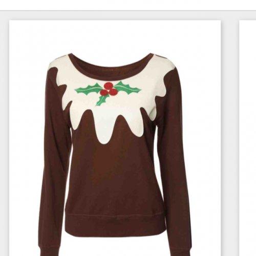 Novelty Christmas jumper from £8.40 @ Peacocks