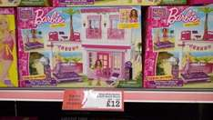 Barbie Build and Style Beach House £12 @ Morrisons