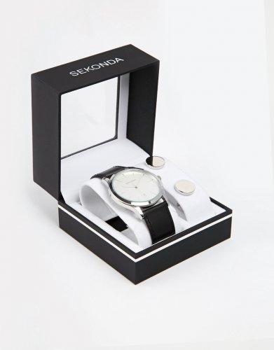Sekonda Watch & Cufflinks Gift Set £27.50 @ ASOS