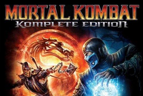 Mortal Kombat Komplete Edition (Steam) £3 @ BundleStars