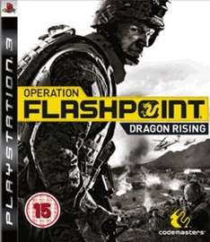 (Pre-Owned on PS3) Operation Flashpoint: Dragon Rising £1.49 / Lollipop Chainsaw £4.99 delivered @ GAME
