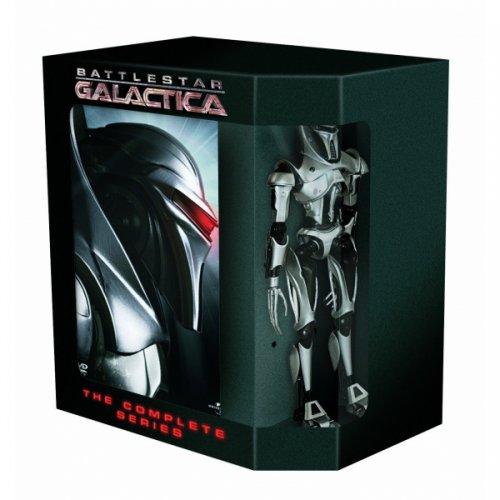 Battlestar Galactica Ultimate Edition Cyclon DVD £32.99 @ 365 Games