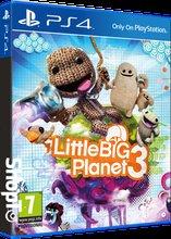 LittleBigPlanet 3 - Inc 3 DLC Packs | PS4 | ShopTo £36.85 delivered!