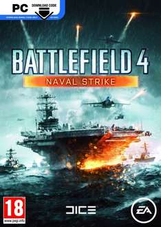 Battlefield 4 Naval Strike DLC (PC DVD) £2.99 Sold by Talbot Media and Fulfilled by Amazon  (free delivery £10 spend/prime)