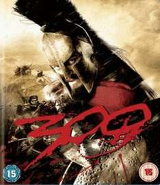 300 blu ray £2.99 @ game (Pre-Owned)