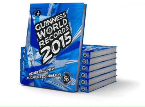 Guinness world records 2015 £5 @ Tesco (in store)