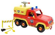 Fireman Sam Venus Vehicle Playset RRP £19.99 now only £7.98 @ Amazon  (free delivery £10 spend/prime)