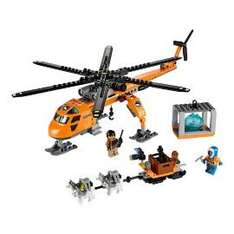 Lego Arctic Helicrane.  Only £19.99 @Tecodirect (is also part of their 2for£30 offer) free click and collect or standard £3 delivery