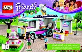 LEGO Friends Heartlake News Van 41056  £16.71 @ Tesco
