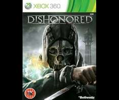 Dishonored (Xbox 360) £4 @ Tesco Direct
