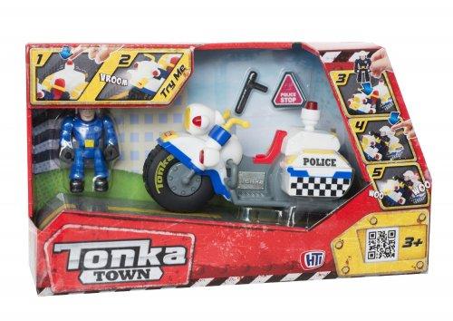 Tonka Town Police bike £2.91 on Amazon (add on item)