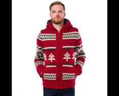 ANIMAL KNITTED HOODIE £28 rrp £110 HOUSE OF FRASER free click n collect or £3 delivery