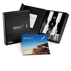Genographic Project Participation and DNA Ancestry Kit - £115 (including INTL shipping)
