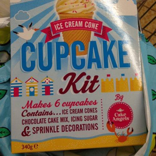 Cake mix reduced to 9p ALDI