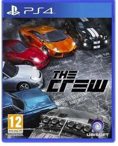 The Crew PS4 £39.98 delivered @ studio24