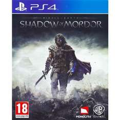 (Xbox One/PS4) Middle-Earth: Shadow of Mordor - £27.95 New (£25.95 Like New) - TheGameCollection