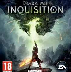 Dragon Age Inquisition PS4 £37.85 @ Amazon