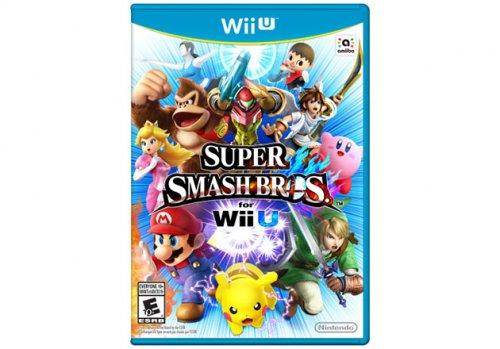 Super Smash Bros. Wii U £30.85 at rakutan.co.uk / thegamecollection