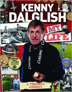 Kenny Dalglish : My Life (Autobiographical scrapbook) £1.99 @ Home Bargains
