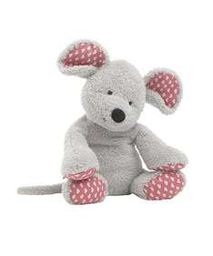 Cosy Mouse teddy only £2.49 and free collect in store @ Mothercare - great for stocking?