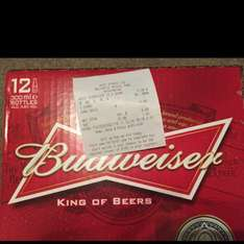 Budweiser 12x300ml  currently scanning at £5.99 in Aldi,
