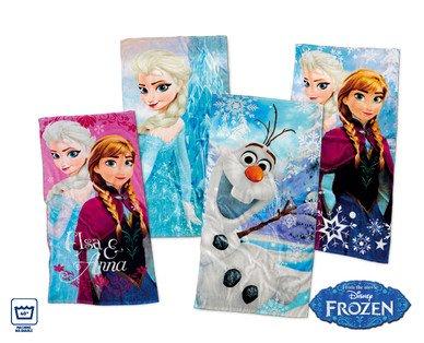 Kids Disney Frozen Towel £5.99 @aldi from 18 dec
