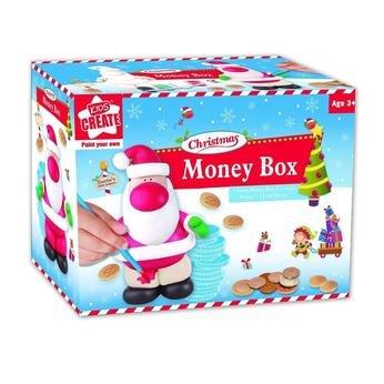 Paint Your Own Santa Money Box £1.96 @ToysRUs