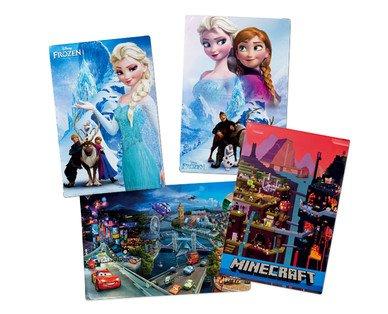 Frozen Maxi Licensed Poster £2.99 @ Aldi