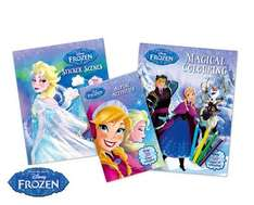 Disney Frozen Colouring and Activity Book £1.79 @ aldi from18 dec