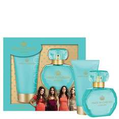 Made in Chelsea Eau De Perfume 50ML Gift Set for £3 after O2 priority code @ the fragrance shop