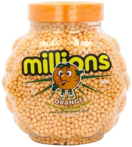 Millions Jar Orange 2.27 Kg £14.25 at Amazon