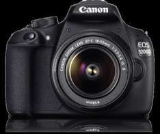Canon 1200D DSLR with 100EF Canon bag and 8GB SD card for £335.98 + £20  Canon Winter Cashback @ Costco