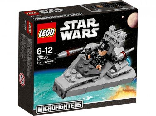 LEGO Star Wars Star Destroyer Microfighter £5.47 @ Asda