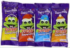4 Popping Candy Freddos for 50p @ Co-op Food