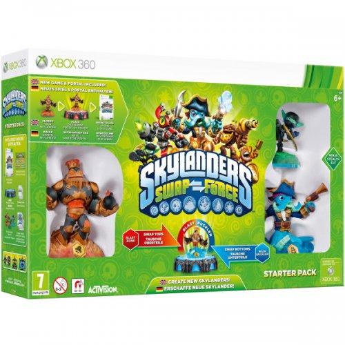 Skylanders Swap Force Starter Pack for Xbox 360 £17.99 @ Zavvi
