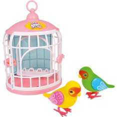 Toysrus Little Live Pets Love Birds with Cage £24.99 (you can use £5 off £30 code too, free delivery too)
