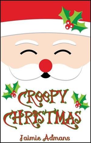 Creepy Christmas book. Free on Google Play Store