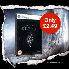 Upcoming PC Deals - Tomb Raider GOTY - £5.00 / Skyrim - £2.49 At Game (More In Post, Don't read if you like advent calendars )