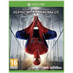 amazing spiderman 2 xbox one game £21 @ asda direct