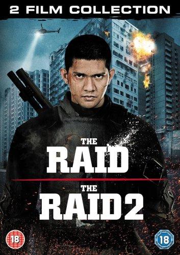 The Raid/The Raid 2 - DVD Set - £10 @ Amazon